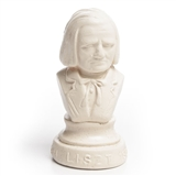Liszt Small Resin Bust
