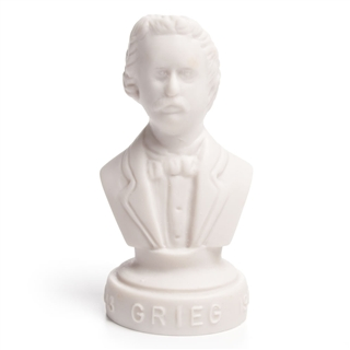 Small Grieg Bust