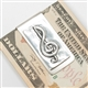 Treble Clef Money Clip