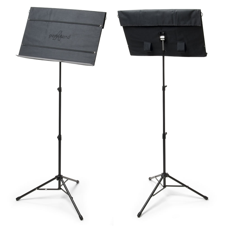 Portastand Troubadour Travel Music Stand At The Music Stand