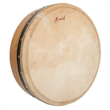 "Roosebeck Tunable Mulberry Bodhran with T-bar, 14"" x 3.5"""