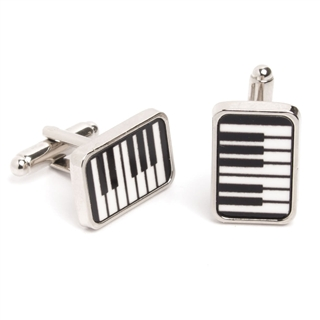 Keyboard Cuff Links
