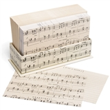 Sheet Music Note Cards