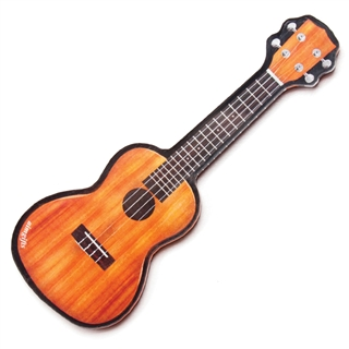 Cut-Out Ukulele Magnet
