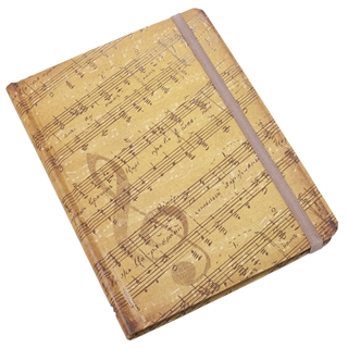 Lyrics & Music Journal