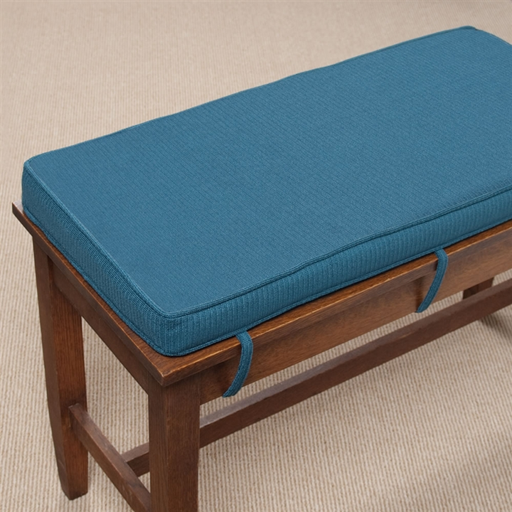 2 Thick Piano Bench Cushion At The Music Stand