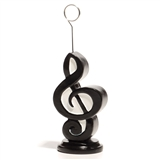 Treble Clef Card Holder