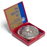 The Master Key C to C Pitch Pipe