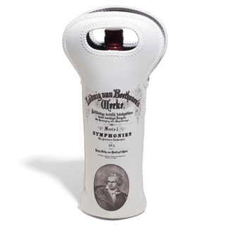 Beethoven's Fifth Insulated Wine Tote