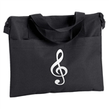 Music Expressions Document Bag