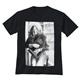 Janis Joplin Good Luck Autograph T-Shirt