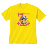 Jimi Hendrix Are You Experienced T-Shirt