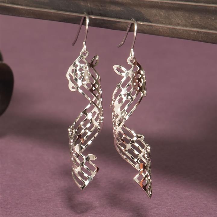 Mozart S Magic Flute Earrings