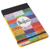 The Beatles US Tour 1964 Notepad