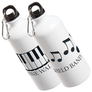 Personalized Music Design Water Bottle