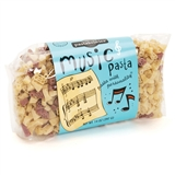 Music Shapes Pasta