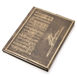 Chopin Signature Blank Book