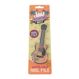 Hippie Chick Guitar Nail File
