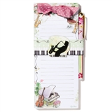 Music Hall Magnetic List Pad