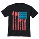 Frets & Subs Flag T-Shirt