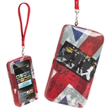 Beatles Abbey Road Smartphone Wristlet