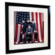 Beatles 'US Flag' Limited Edition Lithograph