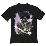 Jimi Hendrix On Fire T-Shirt