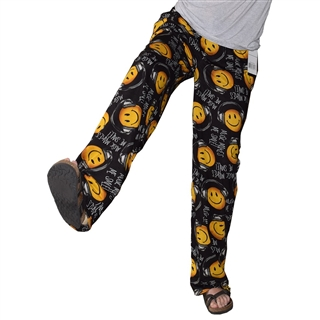 Smiley Headphone Unisex Lounge Pants