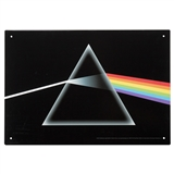 Pink Ployd 'Dark Side of The Moon' Metal Sign