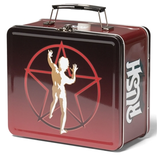 Rush 2112 'Starman' Tin Lunch Box