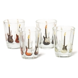 Fender Stratocaster Shot Glasses