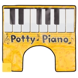 Potty Piano Playable Bathroom Mat