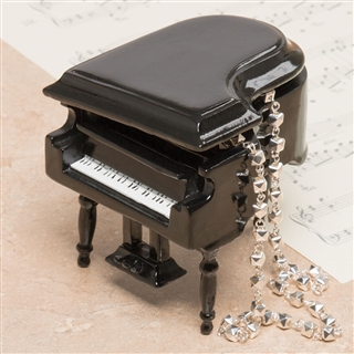 Grand Piano Trinket Box