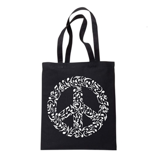 Music Expressions Tote Bag