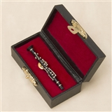Clarinet Pin with Case