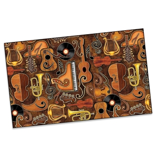 Joyful Noise Welcome Mat
