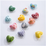 Colorful Heart Chime Shaker