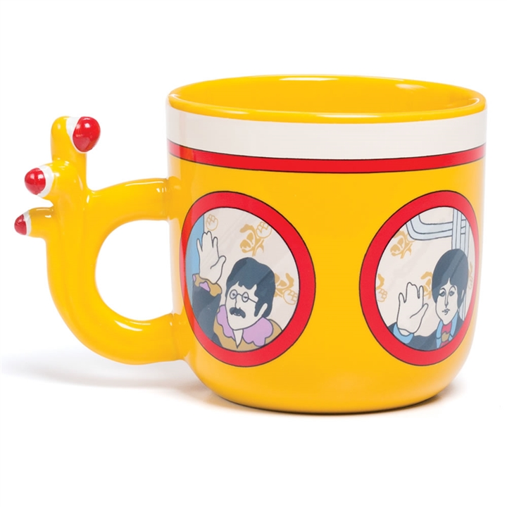Yellow Submarine Color Changing Mug At The Music Stand