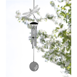 Flourish Chime Dragonfly