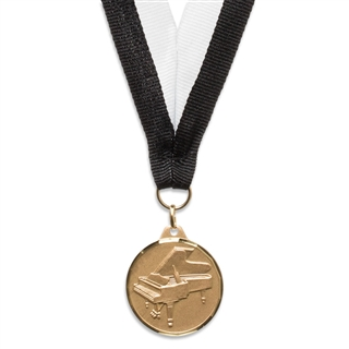 Grand Piano Medal