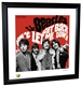 Beatles 'Get Back' Framed Lithograph