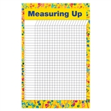 Yellow Border Incentive Wall Chart