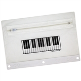 Piano Keyboard Pencil Pouch