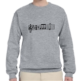 Beethoven's Fifth Sweatshirt