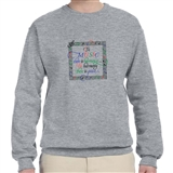 Music Harmony Sweatshirt
