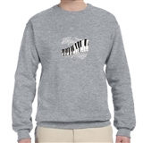 Silvery Keyboard and Staff Sweatshirt