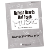 Reproducible Pak, Bulletin Boards That Teach Music