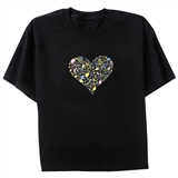 Musical Heart T-Shirt