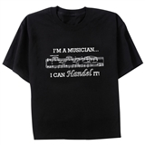 'I'm a Musician I Can Handel It' Child's T-Shirt