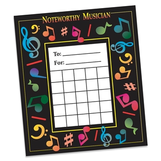 Bright Notes Individual Incentive Charts
